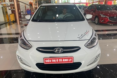 Hyundai Accent Blue 1.4 AT 2015 Đk 2016