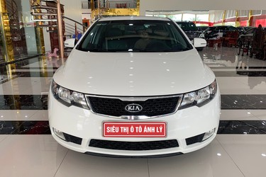 Kia Forte SX 1.6 AT 2012