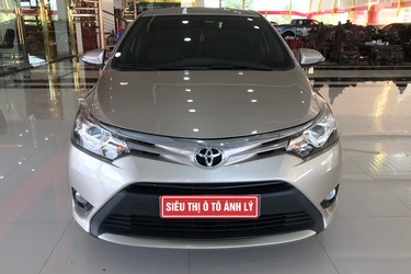 Toyota Vios 1.5 G AT 2016