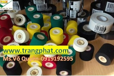 Mực nhiệt in date hot ink roll mực in nhiệt thấp thấp cao