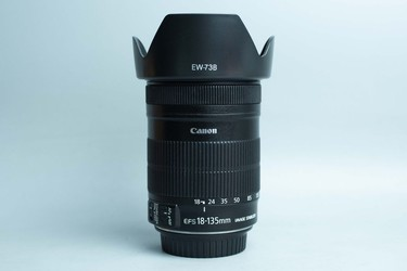 Canon EF S 18 135mm f3.5 5.6 IS AF Canon 18 135 3.5 5.6 18366