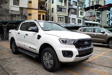 Ford Ranger Wildtrak 2.0L Biturbo 4x4