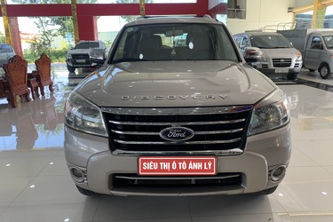 Ford Everest 2.5 AT 2009