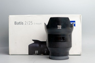 Zeiss Batis 25mm F2 Sony FE Fullbox Sony 25 2.0