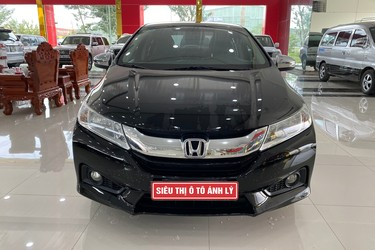 Honda City CVT 1.5 AT 2016