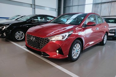 Xe Hyundai Accent 1.4 AT 2021