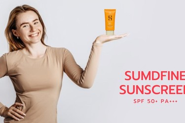 Kem chống nắng Sumdfine Sunscreen SPF 50 PA