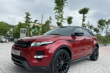 Landrover evoque dynamic 2014