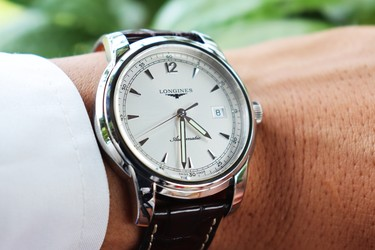 Đồng hồ Longines Saint Imier Automatic Size 41 mm fullbox Like New