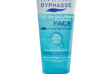 Gel rửa mặt Byphasse Face Purifying