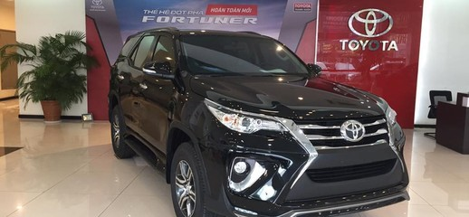 Giá bán xe Toyota Fortuner 2017, giá bán xe Fortuner, xe Fortuner, Ảnh số 1