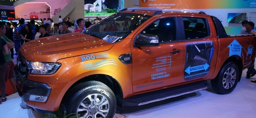 Ford Ranger Wildtrak 3.2L AT, Ảnh số 1