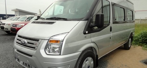 Ford Transit Midium.