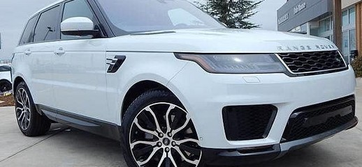 Land Rover Range Rover Sport HSE 2018 nhập Mỹ, giao ngay, Ảnh số 1