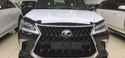 Bán Lexus LX570 Super Sport Autobiography MBS Edition 2019, 04 ghế Massage,xe giao ngay ., Ảnh số 1