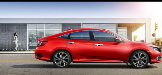 Honda civic 1.5rs 2019 0.