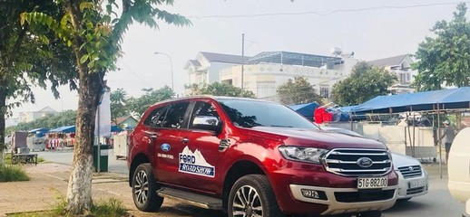 Ford Everest 2019.