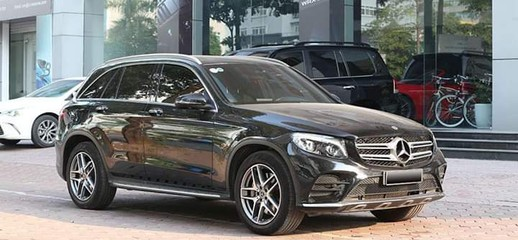 Mercedes GLC300 4Matic model 2019, Ảnh số 1